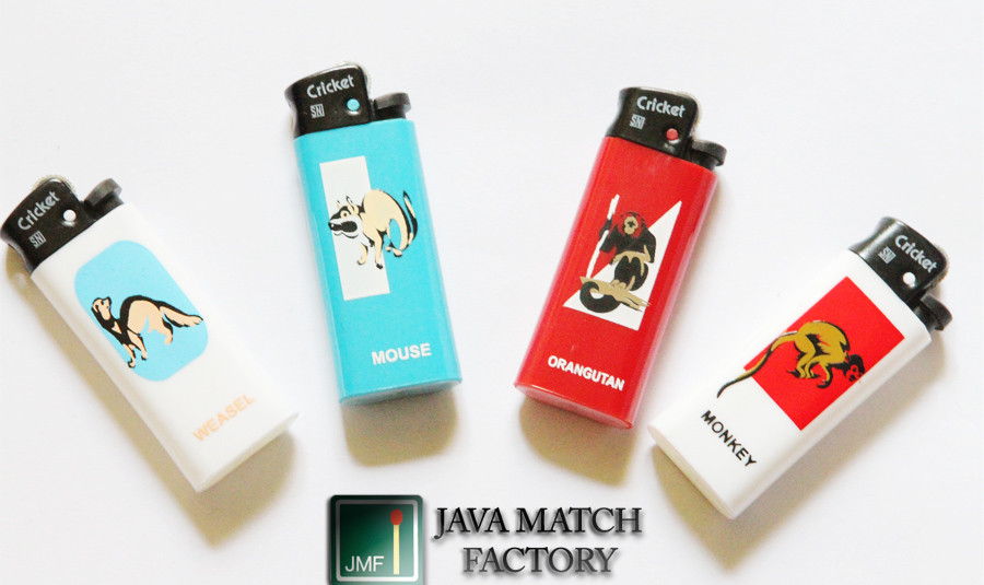 Cricket Lighter Indonesia