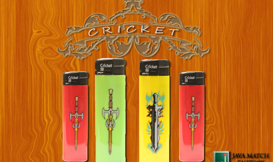 Cricket Lighter Indonesia